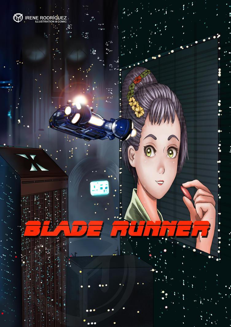 BLADE RUNNER by Irene-Rodriguez