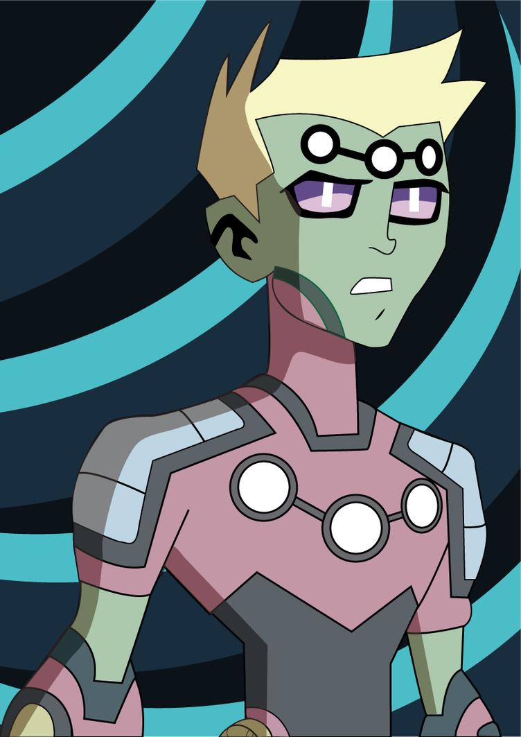 Brainiac 5 by IvetaT