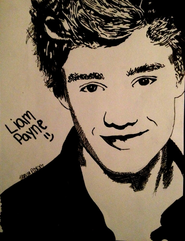 Liam Payne Pop Art Images & Pictures - Becuo