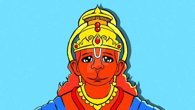 Sankat Mochan Mahabali hanuman