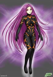 Girl Finie Goddess by Carmics