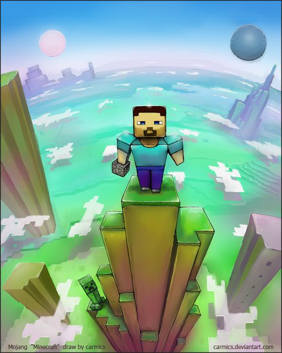 Minecraft by Carmics