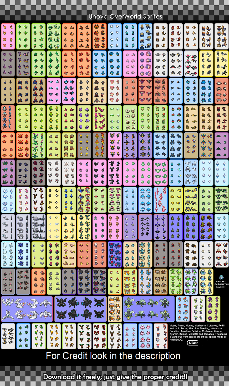 unova pokemon pixel art - photo #18