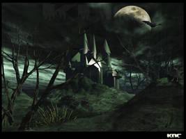 Gothic Castle V2.1 by Vampire-Echidna