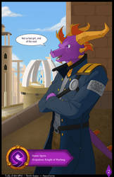 The Legend of Spyro: A New World Page 2 by TLOS-a-New-World