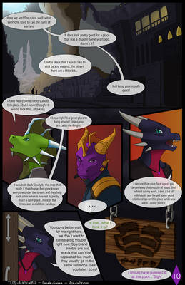 The Legend of Spyro: A New World Page 10