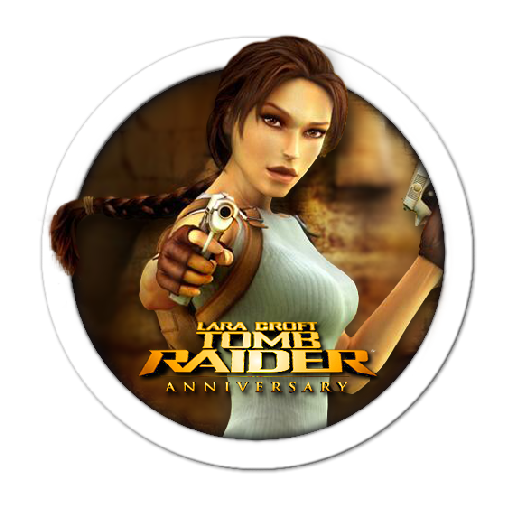 Tomb Raider Anniversary Wallpaper: Tomb Raider Anniversary By RaVVeNN On DeviantArt