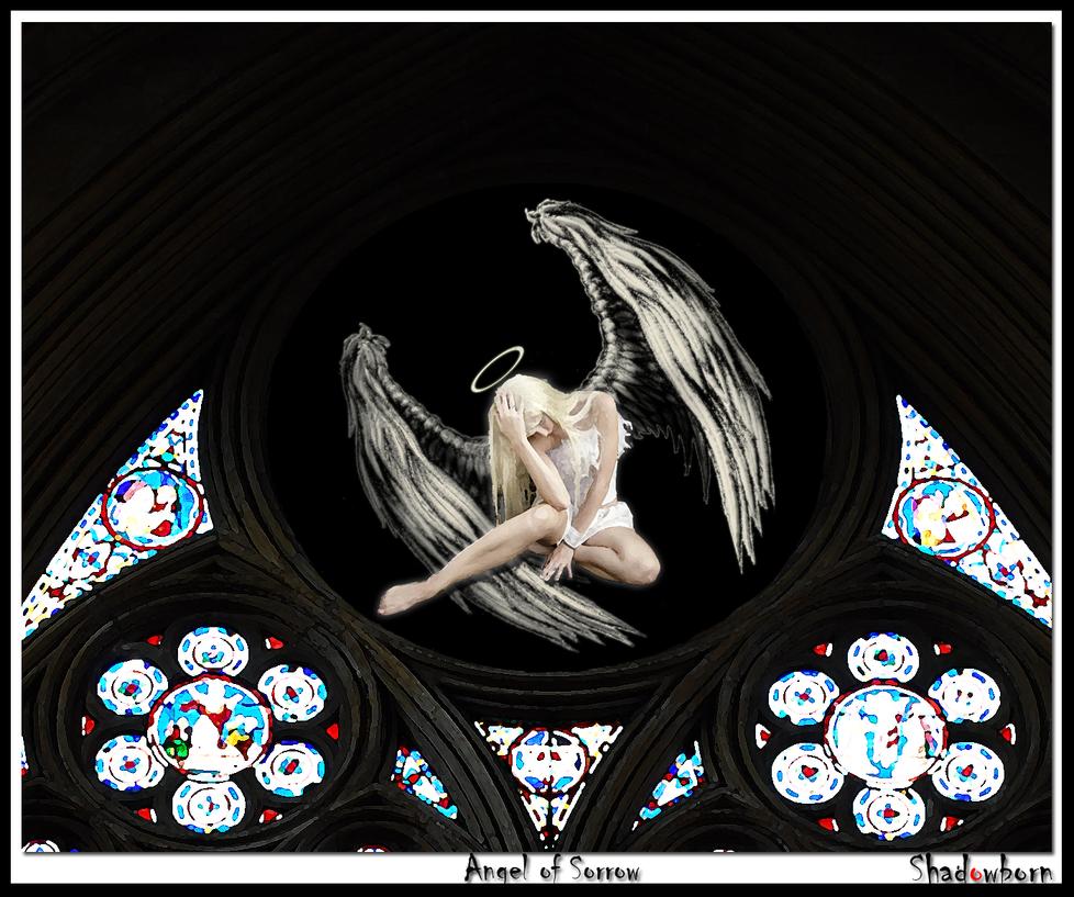 angel of sorrow - photo #20