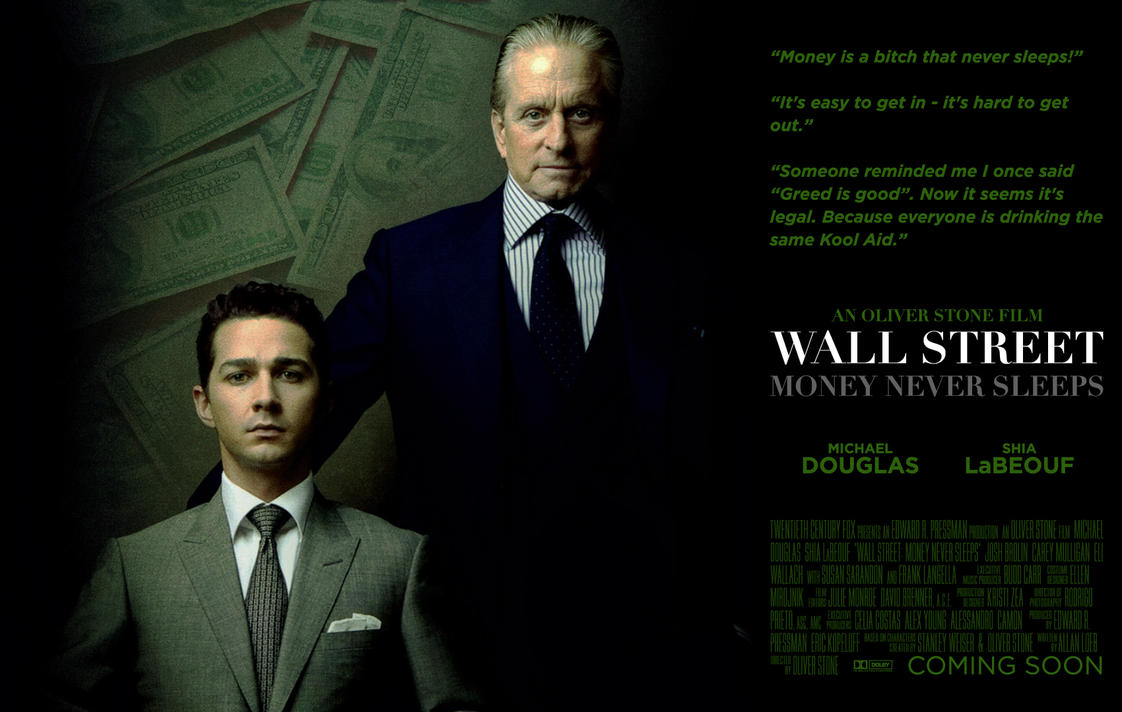 Wall Street/Wall Street: Money Never Sleeps [2 Discs] [Blu ...