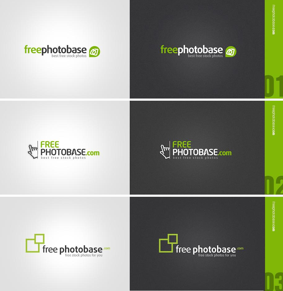 freephotobase.com logotypes