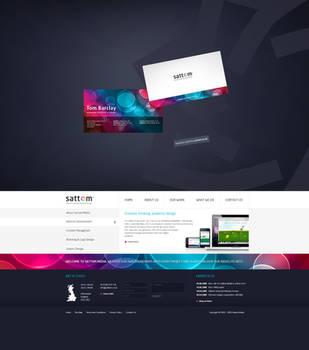 UK Interactive Agency by bratn