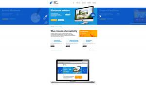 Modern Web Concept