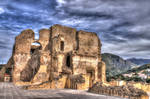 Castle of Valley #2 - HDR