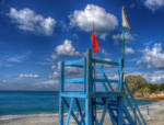 The lifeguard station - HDR