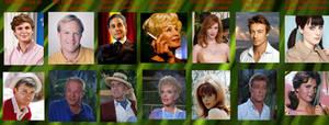 Gilligan's Island Dream Cast