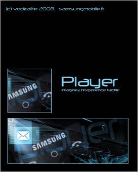 Samsung Player F490 Kit