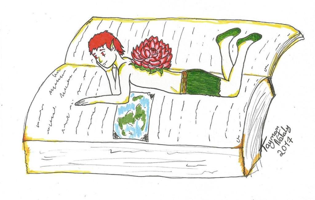 Fairy Jack by TaynanNataly