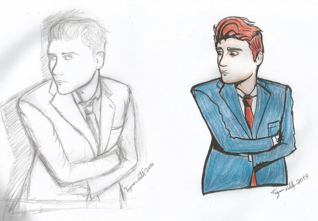 Gerard Way by TaynanNataly
