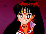 Sailor Moon Redraw Challenge: Sailor Mars Edition by ZacharyNoah92