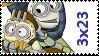 3x23 Stamp by InkStayned
