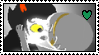 Request- Rose/Kanaya Stamp by InkStayned