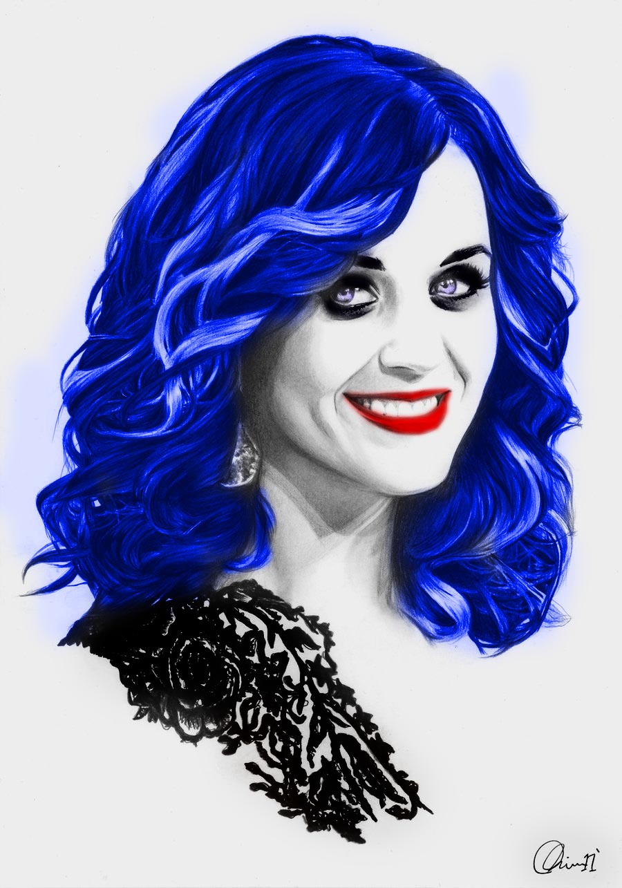 Free coloring pages katy perry - Katy Perry Coloring By Blackboyboy Katy Perry Coloring By Blackboyboy