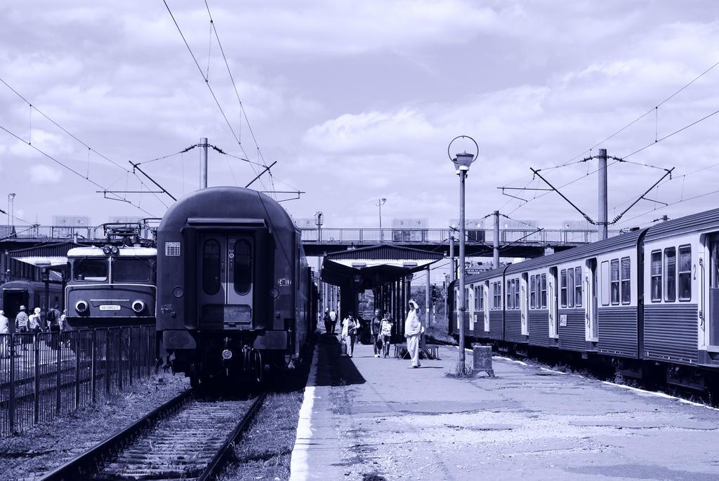 trains by InsideHerself