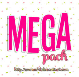 Mega Pack by eminemutlu