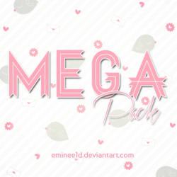 Mega Pack #2 by eminemutlu