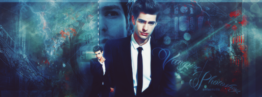 Andrew Garfield Cover For Vampire Photoshop By Eminemutlu On Deviantart