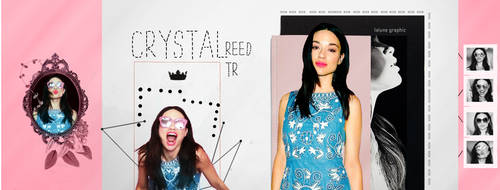 Crystal Reed TR | Request by eminemutlu