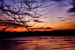 Sunset at Washington DC 2