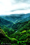 View from Ciales Puerto Rico