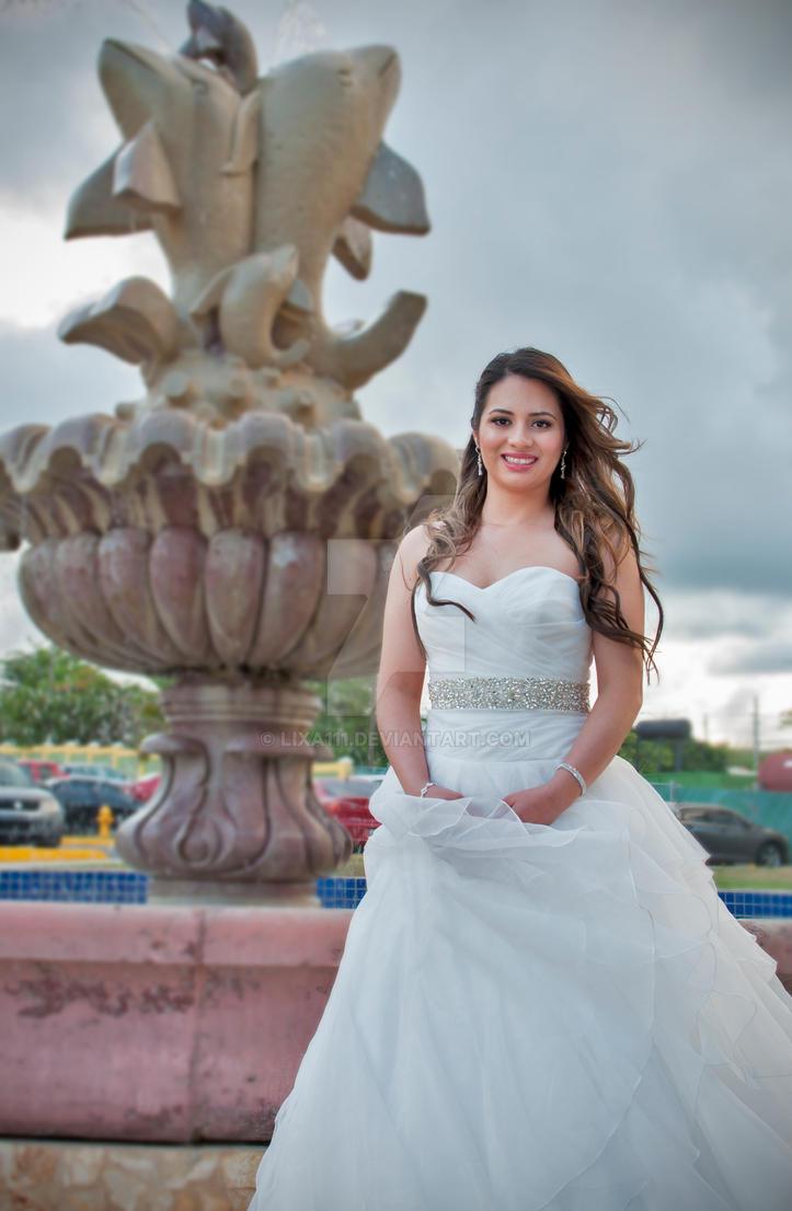 Beautiful Bride by lixa111
