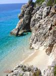 Beach near Jale, Albania