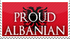 Albania Stamp by ChR1sAlbo