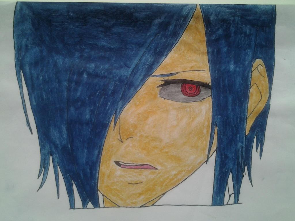 Touka Kirishima By MangAllTheWay On DeviantArt