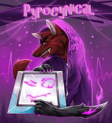 Pyrocynical Fanart by Clawed50