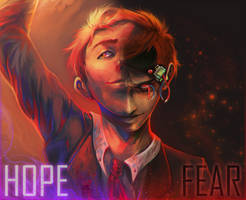 H O P E  O R  F E A R by Clawed50