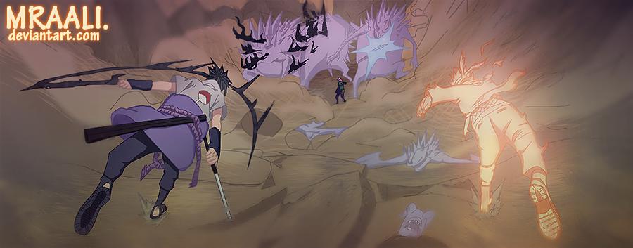 Team 7 [Naruto 632] by MrAali