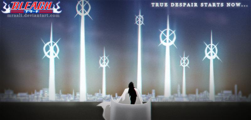 True Despair [Bleach #554] by MrAali