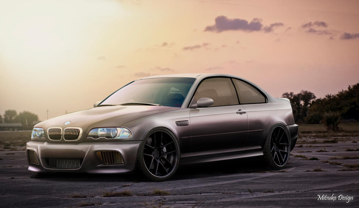 BMW M3 by mitsukodesign