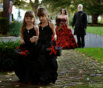 i love halloween weddings