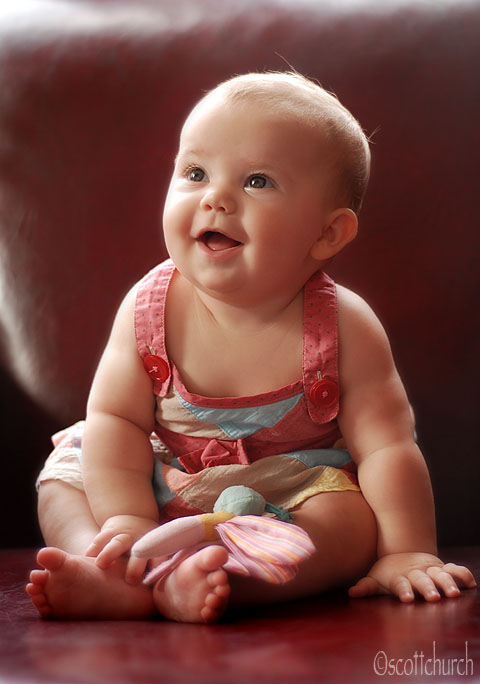 6 months old now by scottchurch
