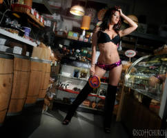 the candy shop by scottchurch