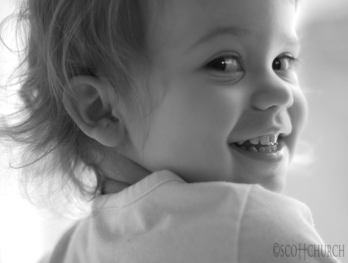 baby kya peeking by scottchurch
