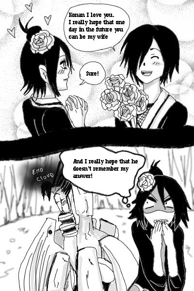 Konan and Nagato Naruto Shippuden fan art by Seoliah on DeviantArt
