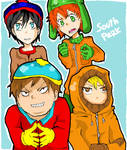 South Park oekaki