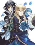Pandora Hearts  - Brothers -