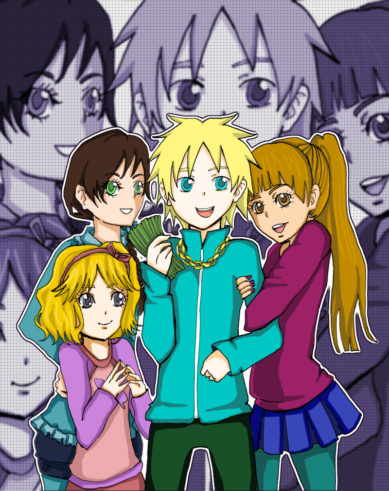 South Park favourites by tweek123 on DeviantArt